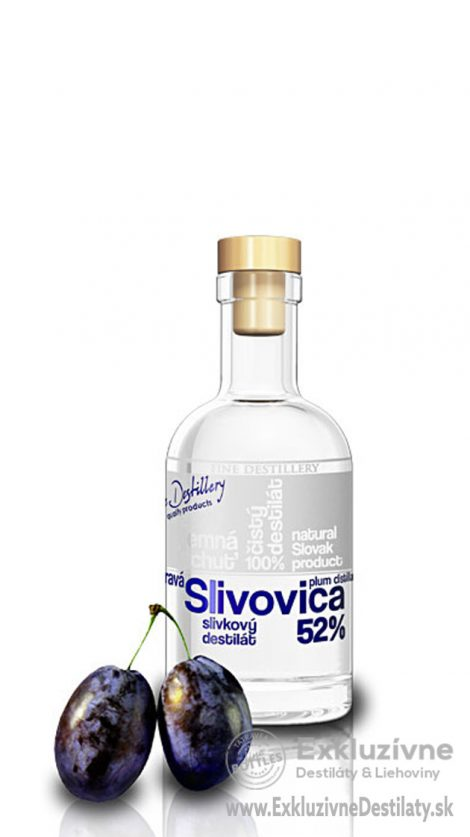 Fine Destillery Slivovica exclusive