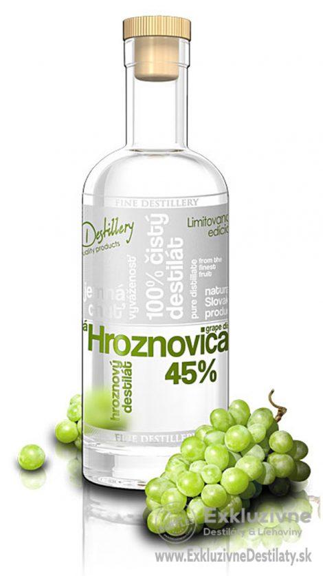 Fine Destillery Hroznovica exclusive