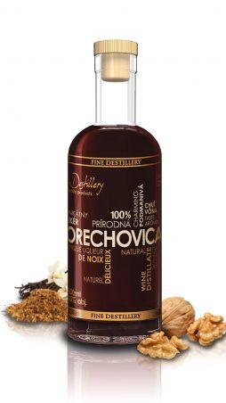 Fine Destillery Orechovica 0,5 l 40%