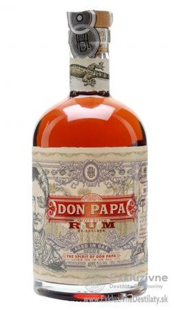 Don Papa 7yo 0,7 l 40%