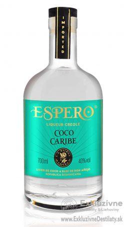 Ron Espero Creole Coco Caribe 0,7 l 40%