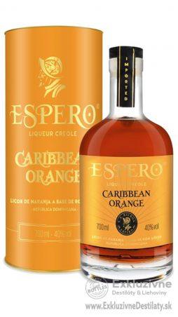 Ron Espero Creole Orange Caribe 0,7 l 40%