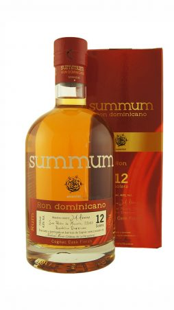 Summum 12 Years Ron Dominicano Cognac Cask Finished 0,7 l 43%