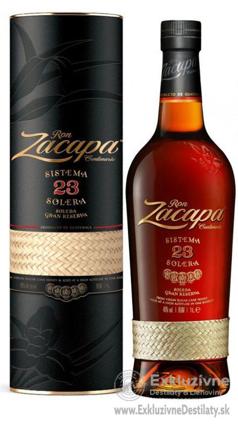 Ron Zacapa Centenario 23yo 1l 40%