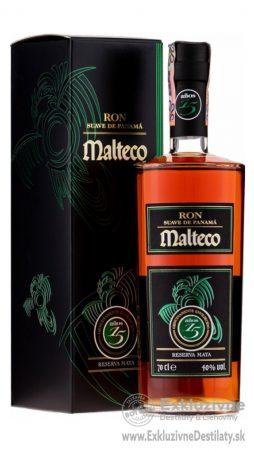 Malteco Reserva Maya 15 Aňos 0,7 l 41,5%