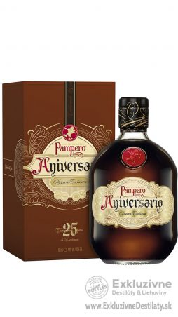 Pampero Aniversario Reserva Exclusiva 0,7 l 40%