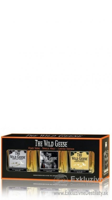 The Wild Geese 3 x 0.05 l 43%