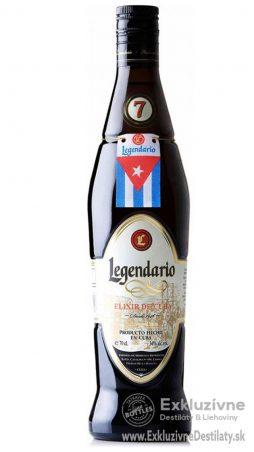 Legendario Elixir de Cuba 7y 0,7 l 34%