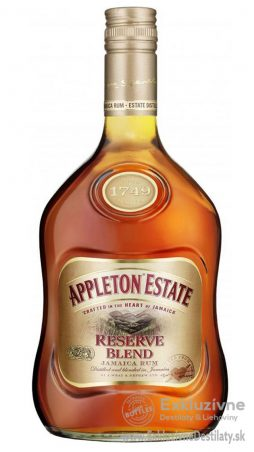 Appleton Estate Reserve Blend 0,7 l 40%