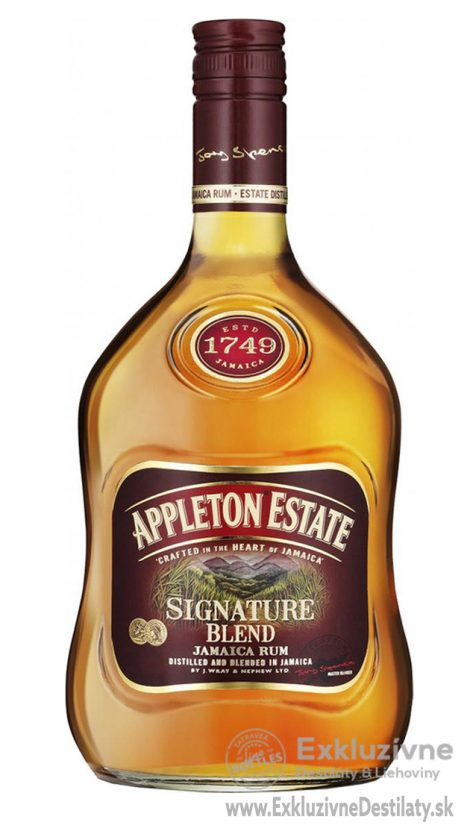 Appleton Estate Signature Blend 0,7 l 40%