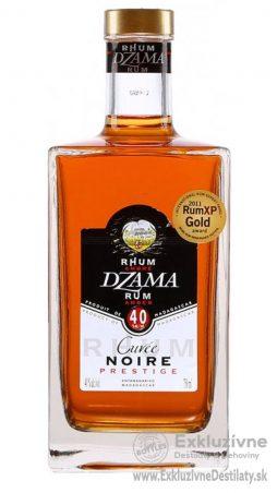 Dzama Rhum Cuvée Noire Prestige