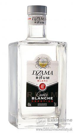 Dzama Rhum Cuvée Blanche Prestige 0,7 l 40%