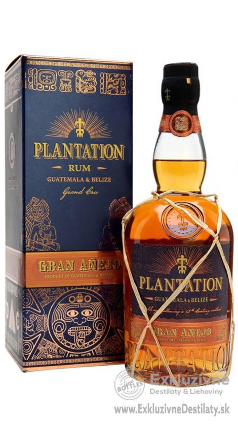 Plantation Guatemala & Belize Gran Anejo 0,7 l 42%