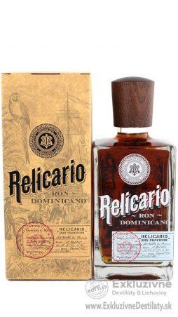 Relicario Ron Dominicano Superior 0,7 l 40%