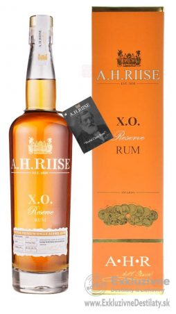 A.H. Riise XO Reserve 0,7 l 40%