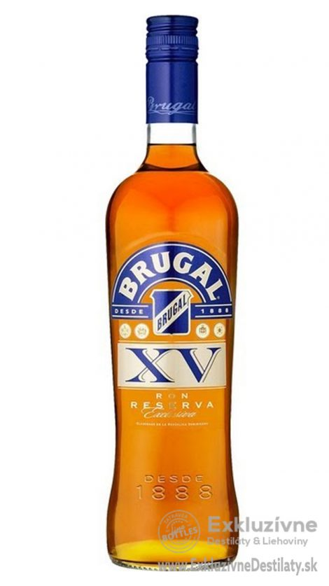 Brugal XV Ron Reserva Domenicano 0,7 l 38%