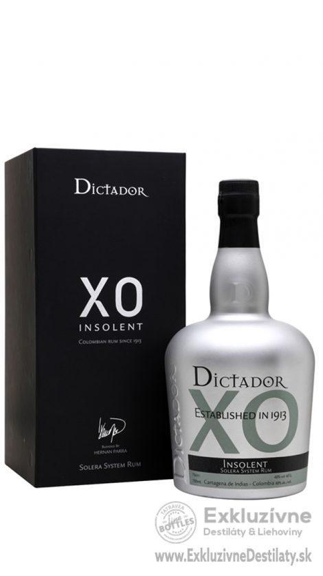 Dictador XO Insolent 0,7 l 40%