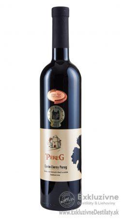 Pereg Cuvée čierny Pereg 0,75 l 10,5%