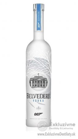 Belvedere Pure 007 JAMES BOND Spectre Edition 0,7 l 40%