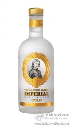 Carskaja Imperial Gold 1,75 l 40%
