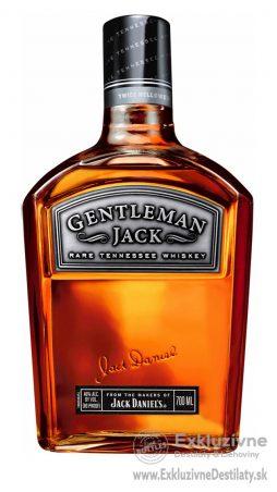 Gentleman Jack Daniels 0,7 l 40%