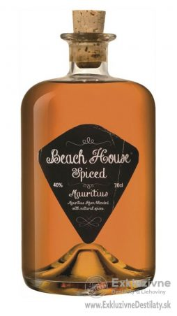 Beach House Gold Spiced Rum 0,7 l 40%