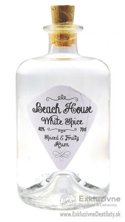 Beach House White Spice Rum 0,7 l 40%