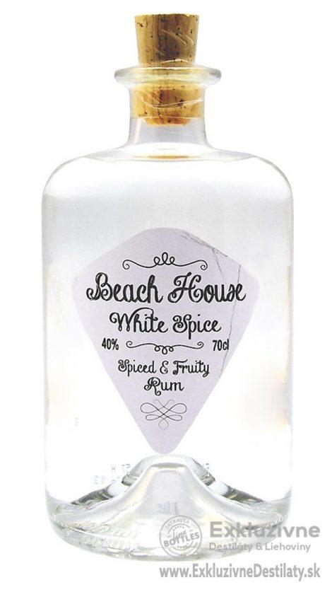 Beach House White Spice Rum 0,7 l 40%