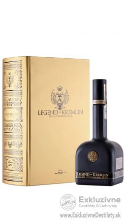 Legend of Kremlin Gold & Black Limited Edition 0,7 l 40%