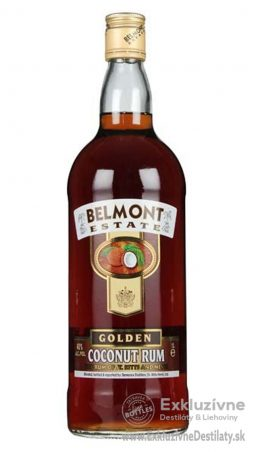 Belmont Estate Coconut 1 l 40%