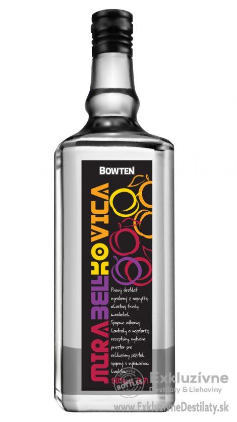 Bowten Mirabelkovica 0,7 l 50%