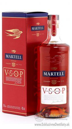 Martell Cognac V.S.O.P. Aged in Red Barrels 0,7 l 40%