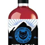 Tatranský Medveď čierna ríbezľa 0,5 l 45%