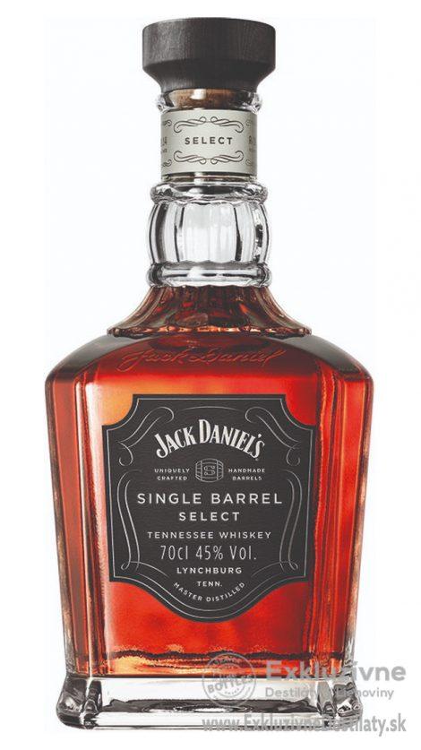Jack Daniel's Single Barrel 0,7 l 45%