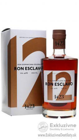 Ron Esclavo 12yo 0,7l 40%