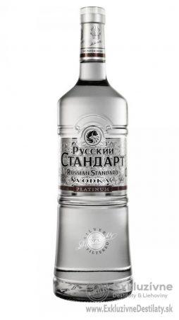 Russian Standard Platinum Silver 1 l 40%