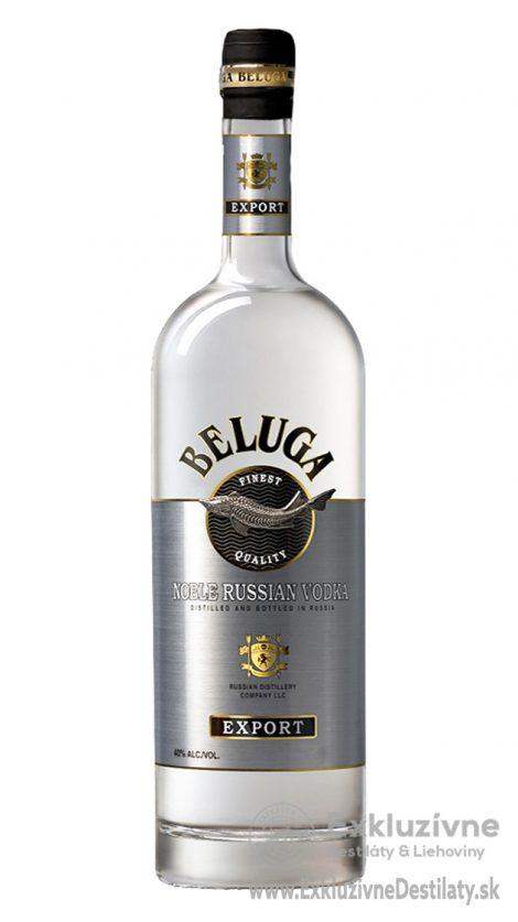 Beluga vodka Noble 0,7 l 40%