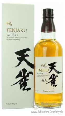 Tenjaku Japanese Whisky 0,7 l 40%
