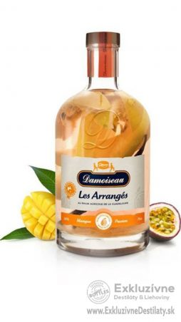 Arrange Mangue-Passion Damoiseau Avec Fruits 0,7 l 30%