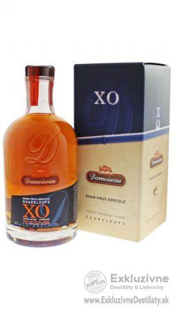 Rhum Damoiseau XO 0,7 l 42%