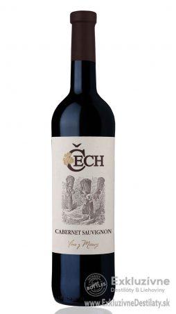 BIO Čech Cabernet Sauvignon 0,75 l 12,5%