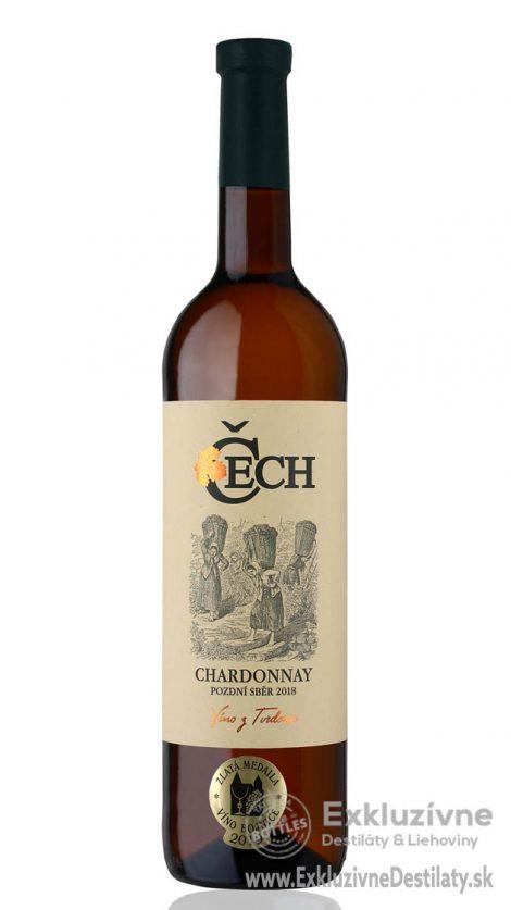 BIO Čech Chardonnay 0,75 l 13%