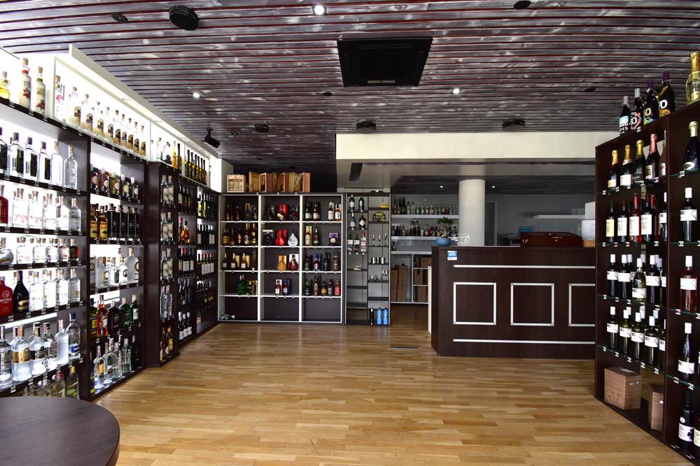 FINE BOTTLES - obchod pod Tatrami s exkluzívnym alkoholom