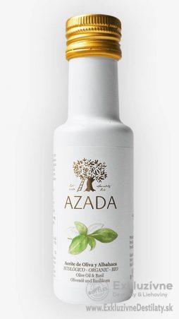 AZADA - Bazalka & Extra Panenský Olivový Olej 100 ml