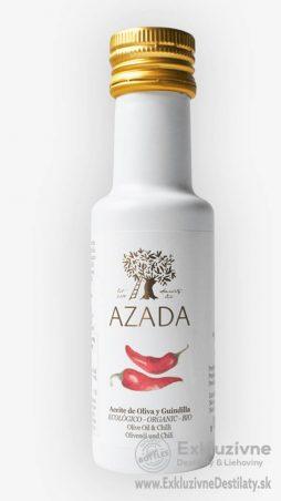 AZADA - Čili & Extra Panenský Olivový Olej 100 ml
