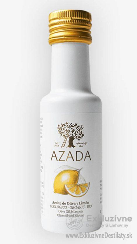 AZADA - Citrón & Extra Panenský Olivový Olej 100 ml