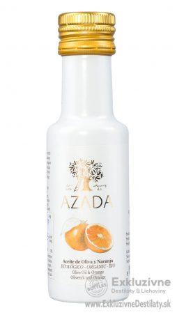 AZADA - Pomaranč & Extra Panenský Olivový Olej 100 ml