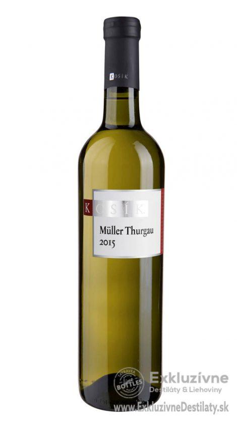 Kosík Muller Thurgau 0,75 l 11,5%
