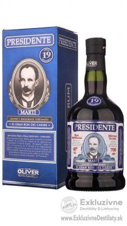 Presidente Marti 19yo 0,7 l 40%