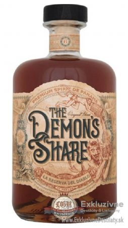 The Demon's Share Rum 3 l 40% GIFT
